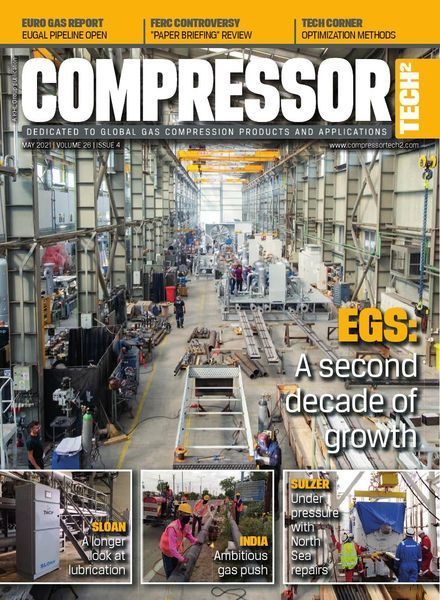 Compressor Tech2 – May 2021