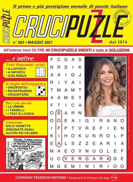 Crucipuzzle – aprile 2021