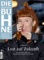 Die Deutsche Buhne – April 2021