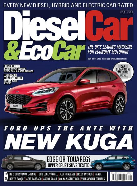 Diesel Car & Eco Car – Issue 388 – May 2019