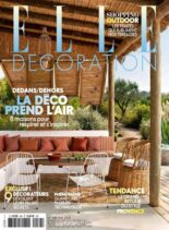 Elle Decoration France – mai 2021