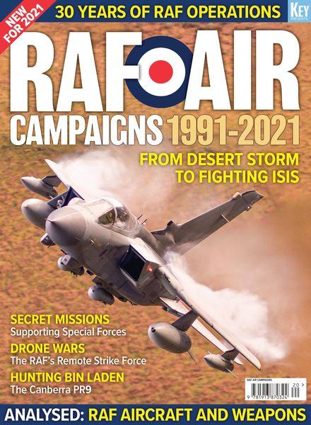 Exclusive RAF – April 2021