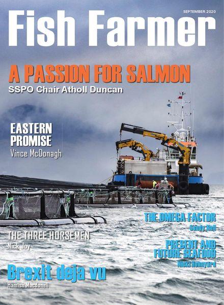 Fish Farmer Magazine – September 2020