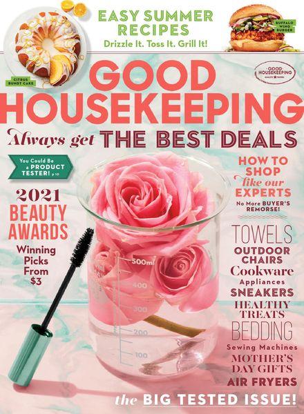 Good Housekeeping USA – May 2021