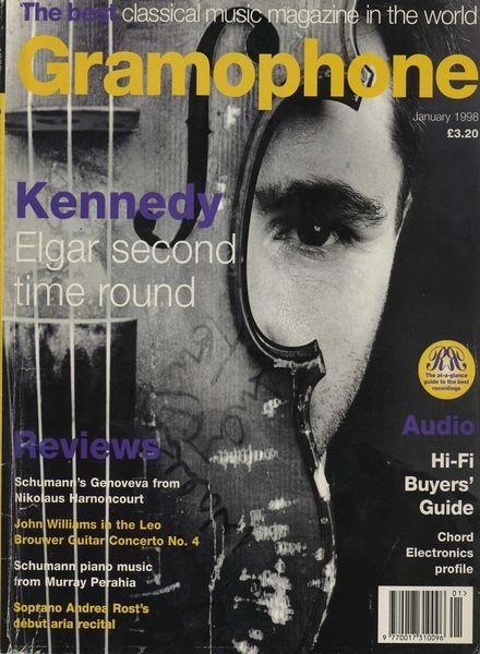 Gramophone – January 1998