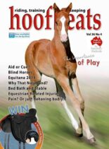 Hoofbeats – December 2014 – January 2015