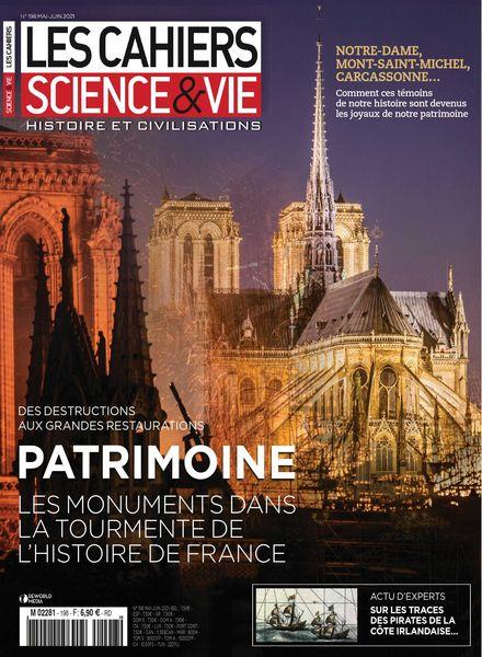 Les Cahiers de Science & Vie – mai 2021