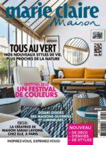 Marie Claire Maison France – mai 2021