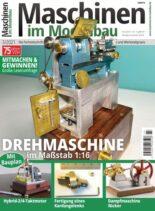 Maschinen im Modellbau – 07 April 2021
