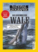 National Geographic – Mai 2021