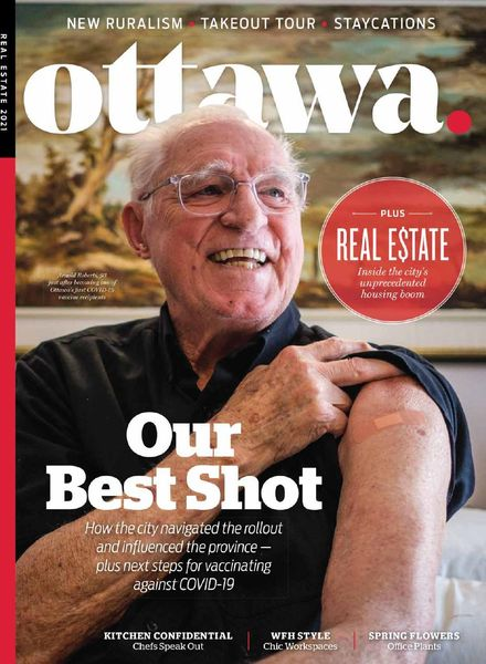 Ottawa Magazine – Real Estate 2021 – 15 April 2021
