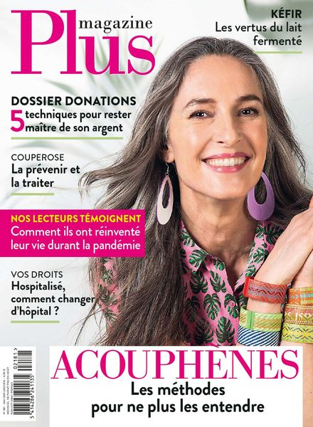 Plus Magazine French Edition – Mai 2021