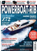 Powerboat & RIB – May 2021
