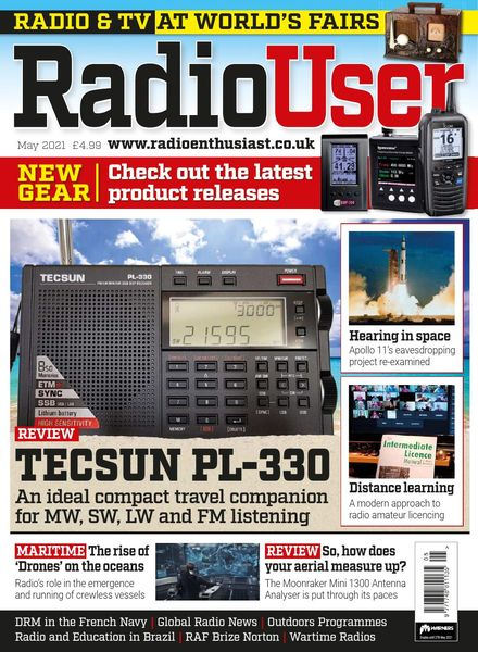 Radio User – May 2021