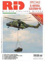 Rivista Italiana Difesa – Aprile 2021