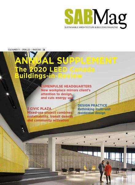 SABMag – Issue 70 – Spring 2021