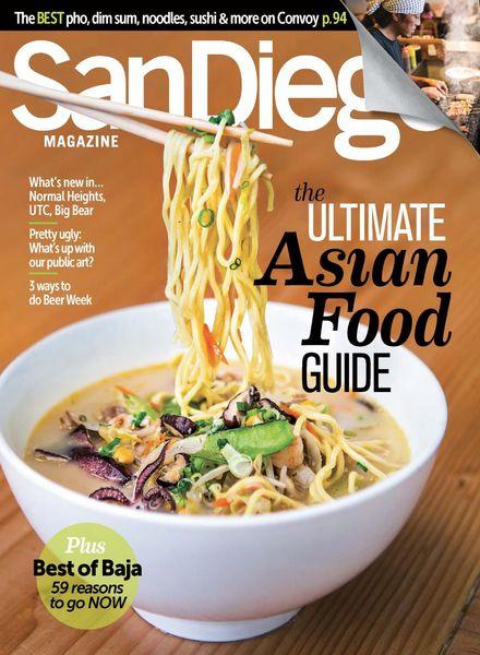 San Diego Magazine – November 2012