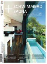 Schwimmbad + Sauna – 24 April 2021