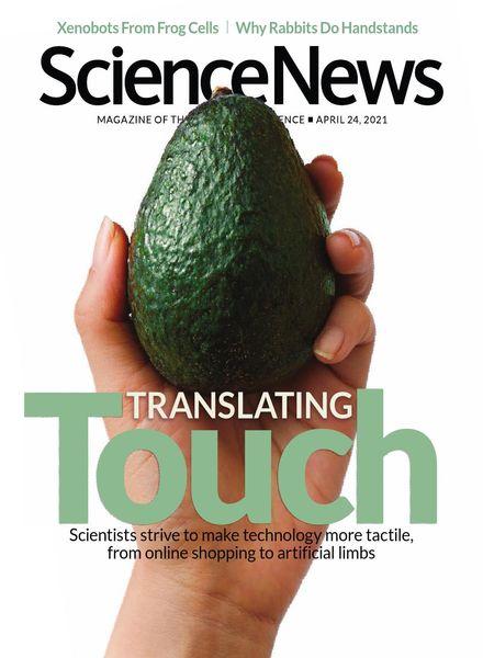 Science News – 24 April 2021