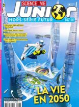 Science & Vie Junior – Hors-Serie – Mai 2021