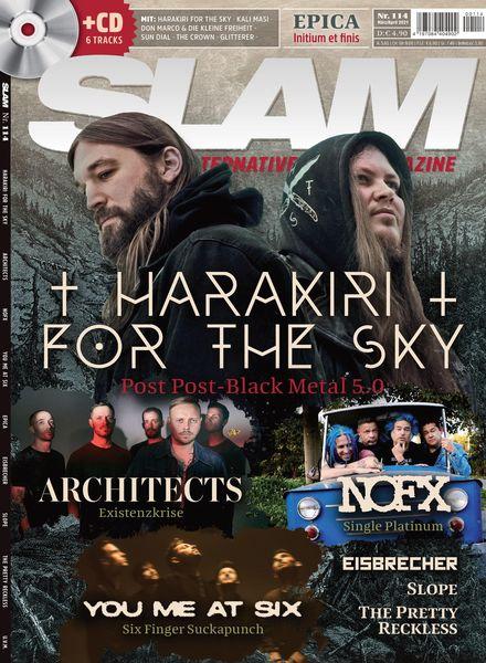 SLAM Alternative Music Magazine – Marz 2021