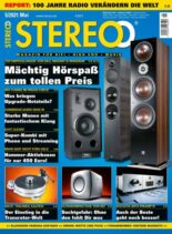 Stereo – Mai 2021