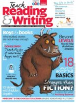 Teach Primary – Reading & Writing – 20 October 2016