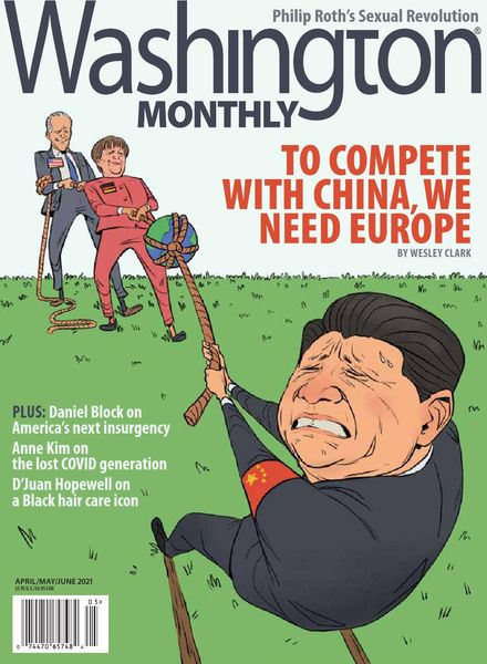 Washington Monthly – April May June 2021