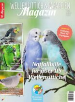 WP-Magazin Wellensittich & Papageien – Januar 2020