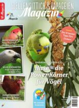 WP-Magazin Wellensittich & Papageien – Juli 2019