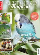 WP-Magazin Wellensittich & Papageien – Juli 2020