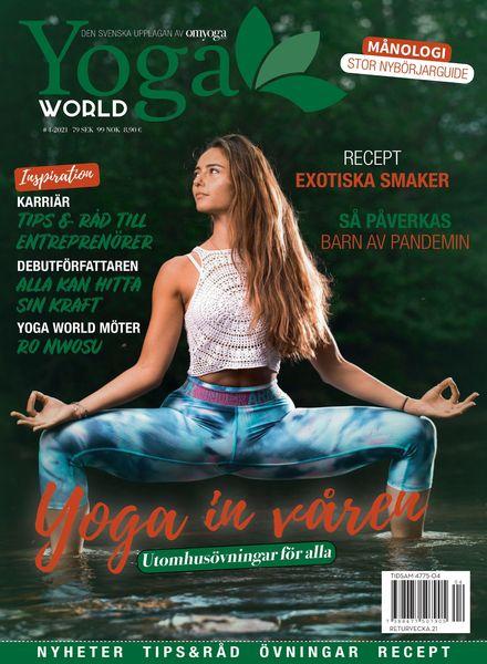 Yoga World – 22 april 2021