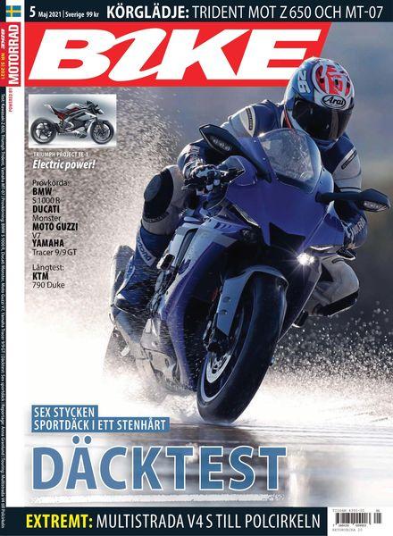 Bike powered by Motorrad Sweden – 22 april 2021