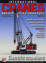 Int Cranes & Specialized Transport – February 2021
