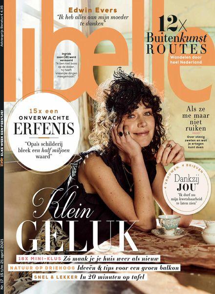 Libelle Netherlands – 15 april 2021