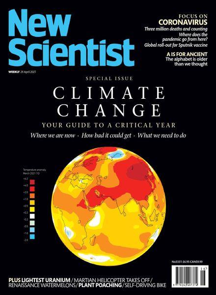 New Scientist International Edition – April 24, 2021