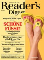 Reader's Digest – 19 April 2021