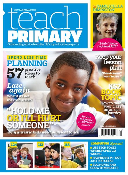 Teach Primary – Volume 9 Issue 5 – July 2015