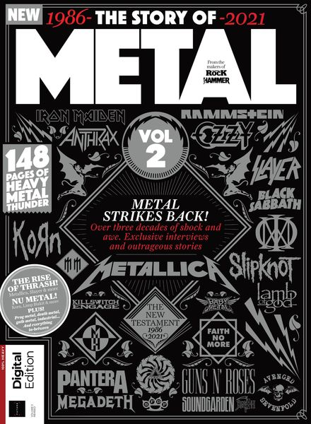 The Story of Metal – 22 April 2021