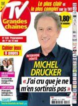 TV Grandes chaines – 1er Mai 2021