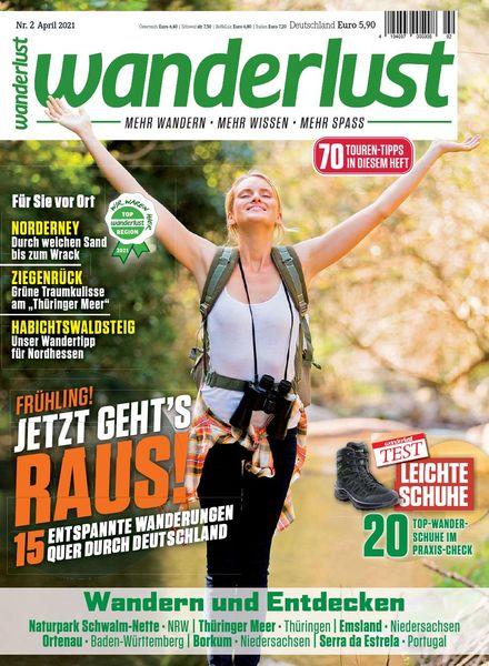 Wanderlust Germany – April 2021