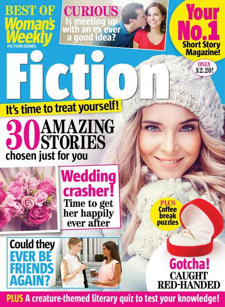 Best of Woman's Weekly Fiction – 27 April 2021