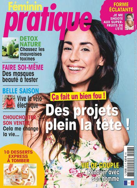 Feminin Pratique – Mai-Juillet 2021
