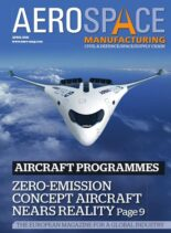 Aerospace Manufacturing – April 2021