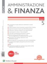 Amministrazione & Finanza – Maggio 2021