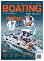 Boating New Zealand – May 2021