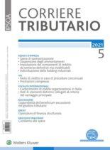 Corriere Tributario – Maggio 2021