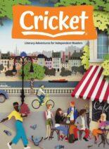 Cricket – May 2021