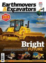 Earthmovers & Excavators – May 2021