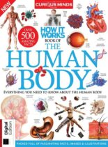 How it Works Book of The Human Body – April 2021